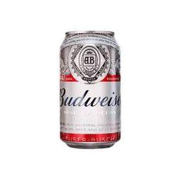 Cerveja Budweiser - 350ml