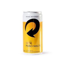 Cerveja Skol Puro Malte - 269ml