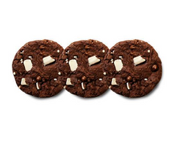 Kit com 3 Cookies.