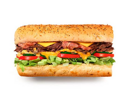 Combo Beef Bacon Chipotle