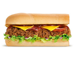 Combo Beef Barbecue Bacon