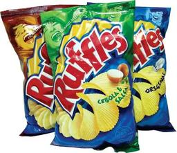 Ruffles Chips (3 Sabores)