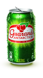 Guarana Antartica 350ml