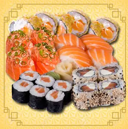 Combo 42 Sushis Montados p/2
