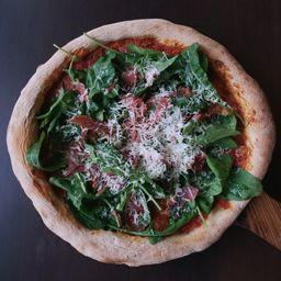 Pizza Prosciutto 4 fatias