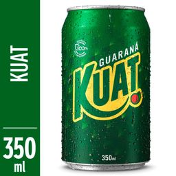 Guaraná Kuat - 350ml