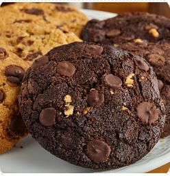 Cookie Artesanal Tradicional e Vegano