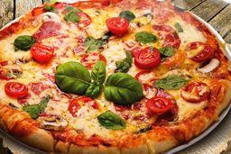 Super Combo - Pizza Grande + Mate Couro