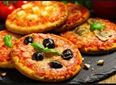 PIZZA GRANDE + 1 REFRI LT 350 ml