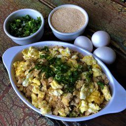Farofa de ovos