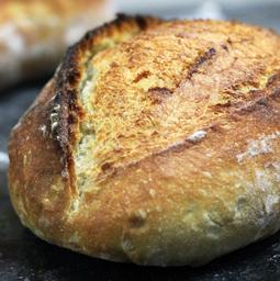Pão au levain