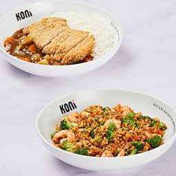 Pratos Asiáticos Promocionais
