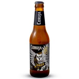 Cerveja Artesanal Corujinha Lager