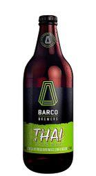 Thai Barco Brewers Weiss com Gengibre