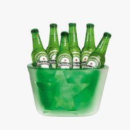 Combo Heineken 6 Long Neck's - 50% OFF