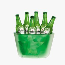 Combo Heineken 6 Long Neck's - 50% OFF