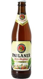 Paulaner Hefe Weiss - 500 ml