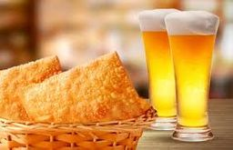 Super Combo Rappi Pasteis + Cerveja Original 600ml