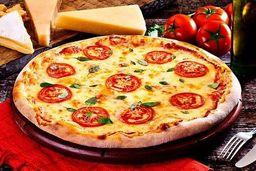 Combo Pizza Família Salgada + Pizza Broto doce