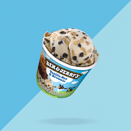 Ben & Jerrys Vanilla Nut & Brownie 120ml
