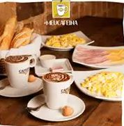 Café da Manhã Breakfast