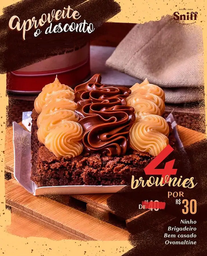Combo 4 Brownies
