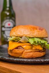 P.C.Q. Smash burger