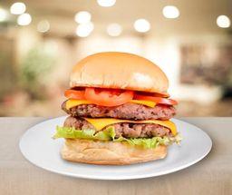 Burger Insano Duplo