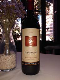 Vinho Poderuccio 750ml