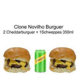 Clone Novilho Burguer