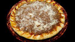 Pizza Doce de Leite Pequena
