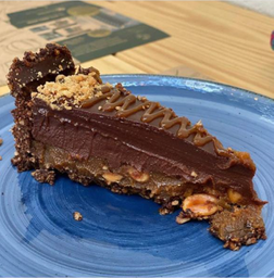 Torta Caramelo de Amendoim
