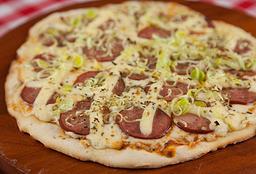 Pizza Calabresa do Chef