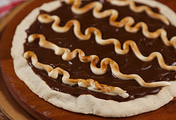 Pizza Chocolate Duo