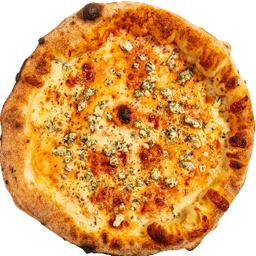 Pizza 4 Queijos Bianca