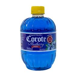 Coquetel corote blueberry