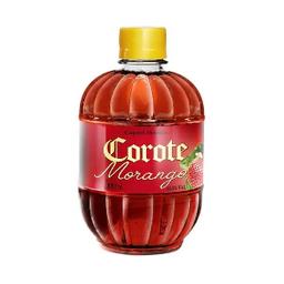 Coquetel corote morango