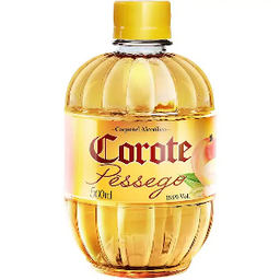 Coquetel corote pêssego