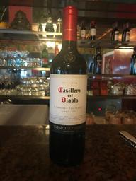 Garrafa Casillero Del Diablo 750ml