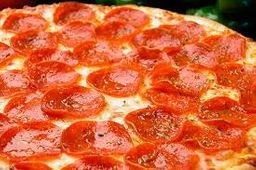 Promoção Pizza Grande de 35cm + Coca cola 2L