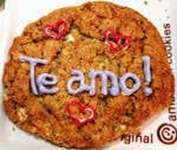 Cookie Decorado – Te Amo!