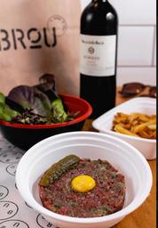 Steak Tartare: Le Classique