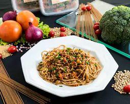 Espaguete Integral com Molho 450g