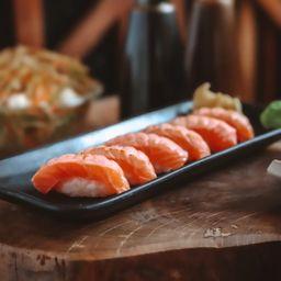 Sushi Salmão Trufado