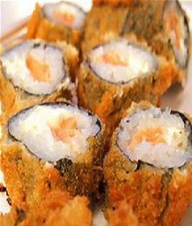 Compre e Ganhe Hot Filadélfia com Sushi de Salmão
