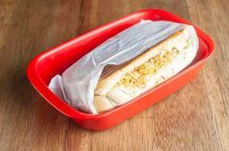 Dog Prensado + Batata + Refri
