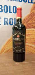 Vinho Codici Masserie Tinto 750 ml