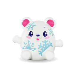 5. Snowy o Urso Polar