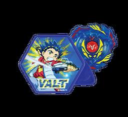 12. Valt & Valtryek