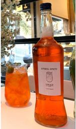 Aperol Spritz (serve 4 Cocktails)